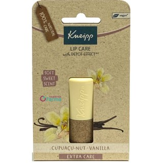 KNEIPP LIP CARE CUPUAÇU-VAINILLA EXTRA CARE 4,7 G