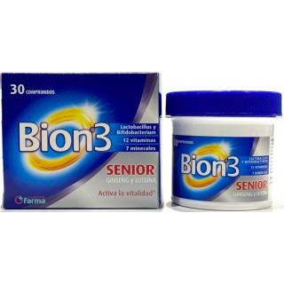 BION3 SENIOR 30 COMPRIMIDOS