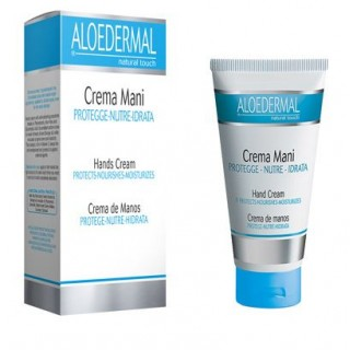 ALOEDERMAL CREMA DE MANOS 75 ML