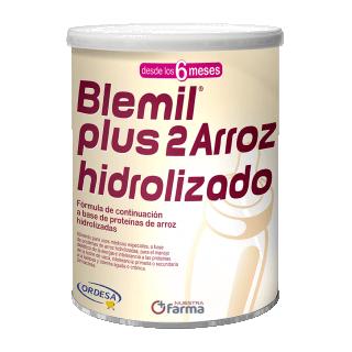 BLEMIL PLUS 2 ARROZ HIDROLIZADO 400 G