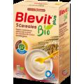 BLEVIT PLUS 5 CEREALES BIO 250 G