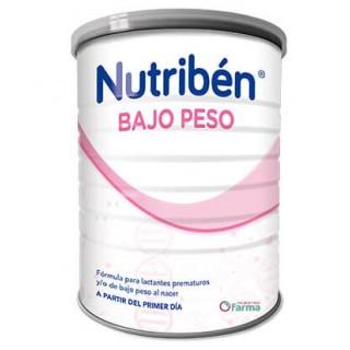 NUTRIBEN LECHE RN BAJO PESO 400 G