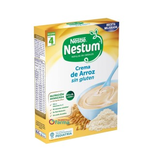 NESTLE NESTUM CREMA DE ARROZ 250 G