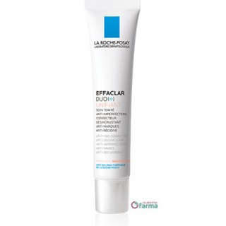 EFFACLAR DUO (+) UNIFIANT MEDIUM 40 ML