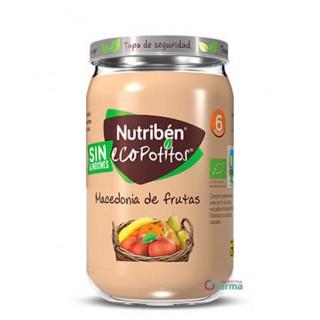 NUTRIBEN ECOPOTITO MACEDONIA DE FRUTAS 235 G