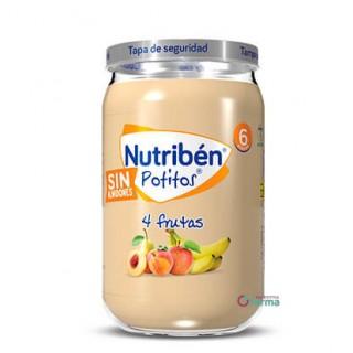 NUTRIBEN POTITO 4 FRUTAS 235 G