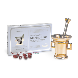 ACTIVECOMPLEX MARINO PLUS 60 CAPSULAS