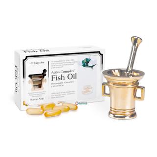 ACTIVECOMPLEX FISH OIL 120 CAPSULAS