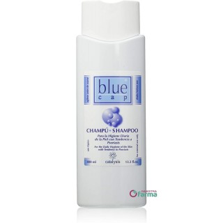 BLUE CAP CHAMPU 400 ML