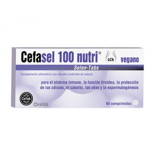 CEFASEL 100 NUTRI 60 COMPRIMIDOS