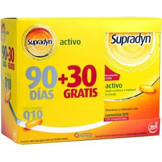 SUPRADYN ACTIVO PROMO 90+30 COMPRIMIDOS