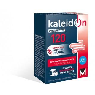 KALEIDON 120 10 SOBRES BUCOSOLUBLES SABOR NEUTRO 1 G