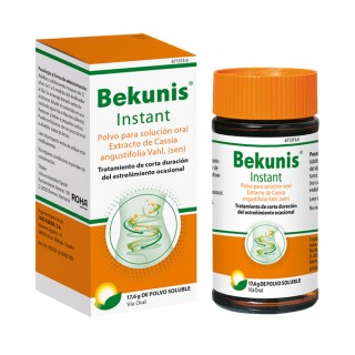 BEKUNIS INSTANT 325 MG/DOSIS POLVO SOLUCION ORAL 17.6 G