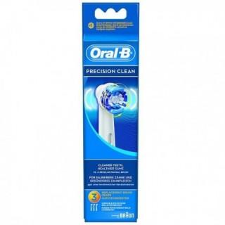 ORAL-B RECAMBIO PRECISION CLEAN (EB 20-3) 3 UNIDADES