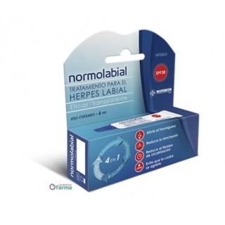 NORMOLABIAL TRATAMIENTO PARA EL HERPES LABIAL 6 ML