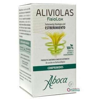 ALIVIOLAS FISIOLAX 27 COMPRIMIDOS