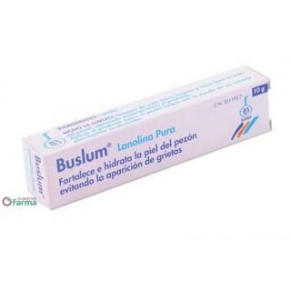 BUSLUM 10 G (LANOLINA PURA 100%)