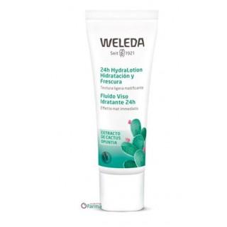 WELEDA 24H HYDRALOTION HIDRATACION Y FRESCURA 30 ML