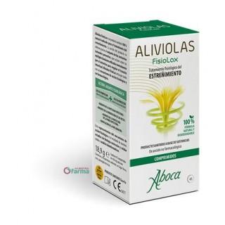 ALIVIOLAS FISIOLAX 45 COMPRIMIDOS