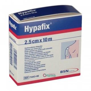 HYPAFIX GASA ADHESIVA PARA FIJACION DE APOSITOS 10 M X 2,5 CM