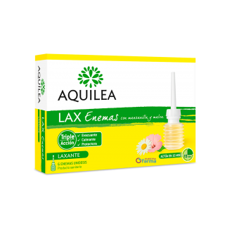 AQUILEA LAX ENEMA 6 ENEMAS