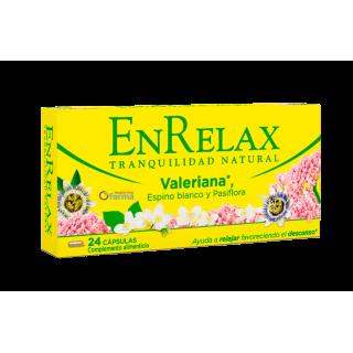 ENRELAX VALERIANA 24 CAPSULAS