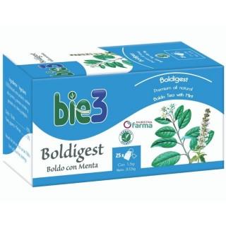 BIE3 BOLDIGEST BOLDO CON MENTA 25 BOLSAS